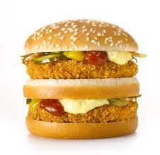 double-chickenburger